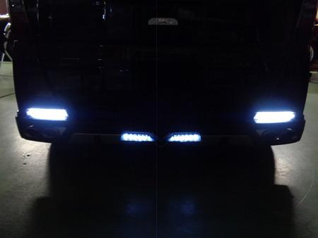 N-BOX 岐阜県 LED取付 白