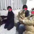 Photos: なみの家族