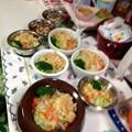Photos: 手作り食(何個あんねんww)