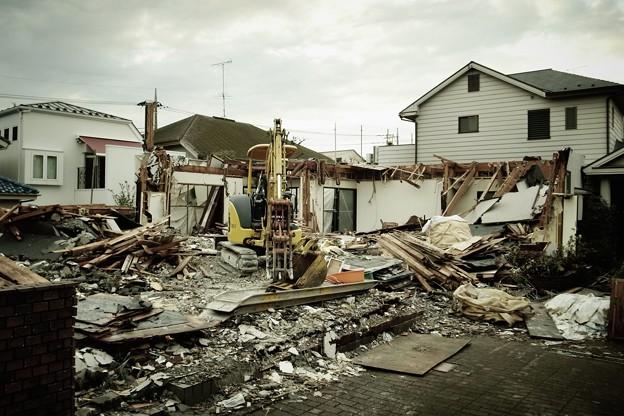 破壊そして再生