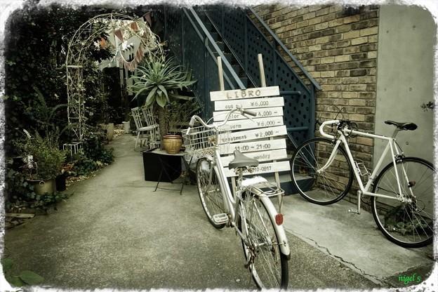 自転車のある風景 #68