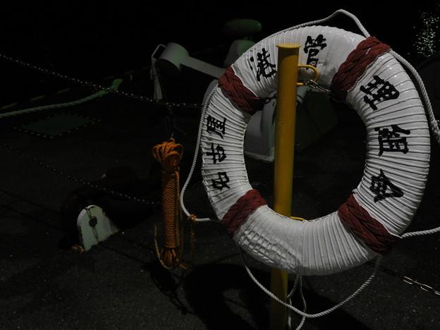 鉄の浮き輪