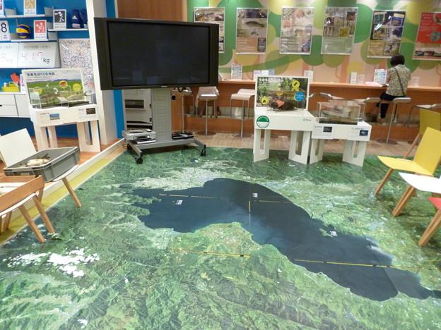 丸の内で琵琶湖イベント