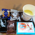 Photos: 献血ルームでお茶
