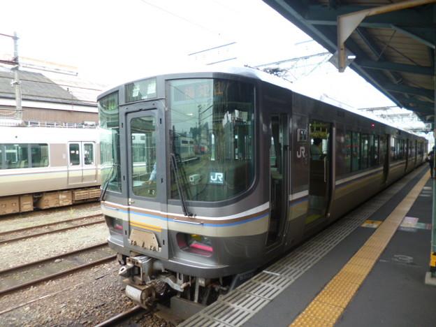 和田山方面行き電車