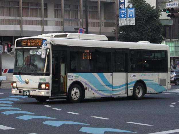 【関東自動車】 宇都宮200か1184
