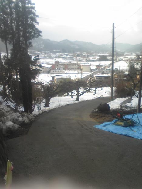 霊山町 除染