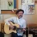 写真: 秋本節ライブ- マルコハウス、モノクロは追って。全33枚。良かったよ~~~っっっ♪26