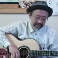 写真: 秋本節ライブ- マルコハウス、モノクロは追って。全33枚。良かったよ~~~っっっ♪28