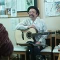 写真: 秋本節ライブ- マルコハウス、モノクロは追って。全33枚。良かったよ~~~っっっ♪29