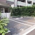 コンフォリア赤坂~平置き駐車場