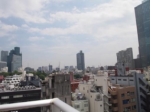 ガーデニア赤坂~眺望1