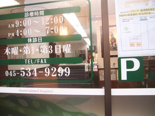 西横浜レジデンス~1階ペットクリニック営業時間
