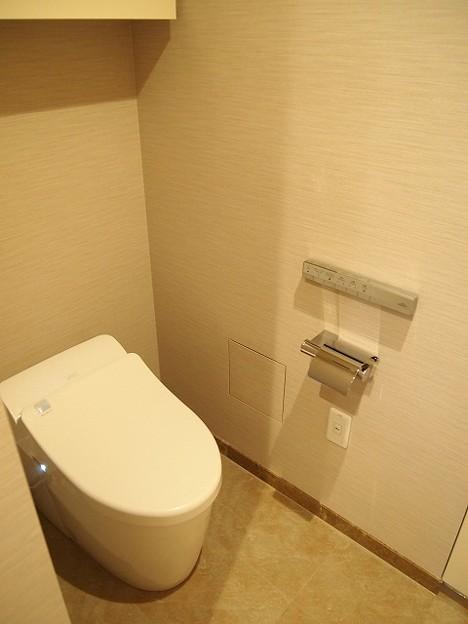 六本木プラシッド~マスターベッドトイレ