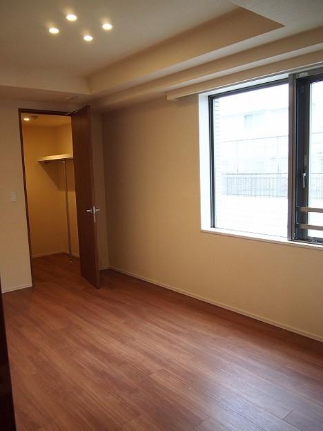 六本木プラシッド~寝室4