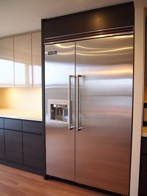 六本木プラシッド~冷蔵庫
