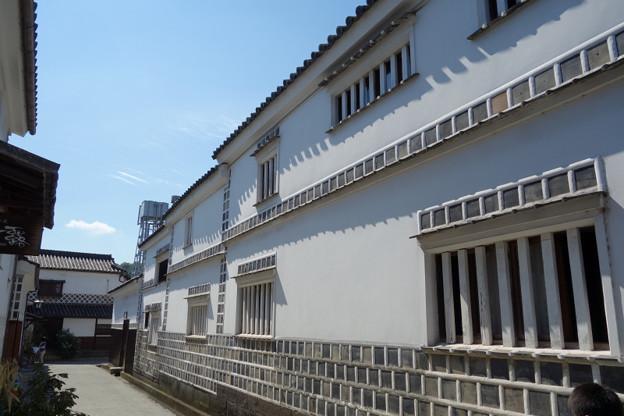 写真: 白壁の街、倉敷、2012夏!