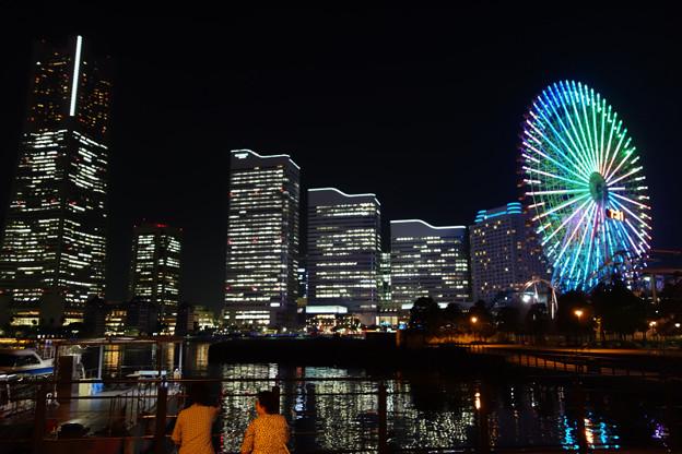 Photos: みなとみらいの夕べ0905!