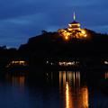 Photos: 三渓園ライトアップ!120929