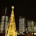 Photos: 光のタワー、とビルのタワーライト!2012