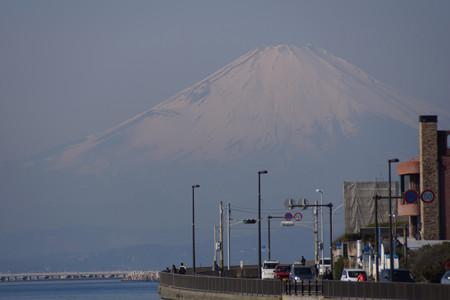初春の富士山130113-1