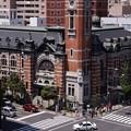 写真: 古い建築物!