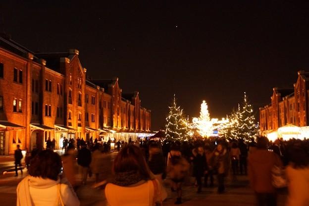 赤レンガクリスマス131224