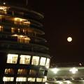 満月とQE3!140317
