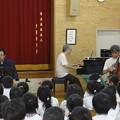 """2013/09/09の午前中、岡山の作陽保育園にて数年前に続き、二度目の""""セロ弾きのゴーシュ""""の上演がありました。"""