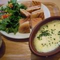チーズフォンデュ・パニーニプレート