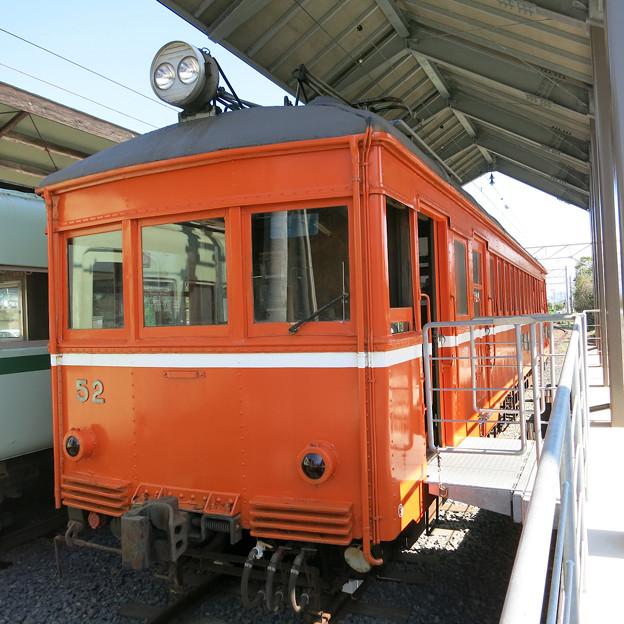 デハニ50形52号車