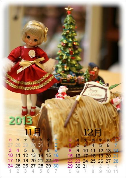 201311-12聖夜とケーキ