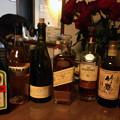 Photos: 猫と洋酒イロイロ