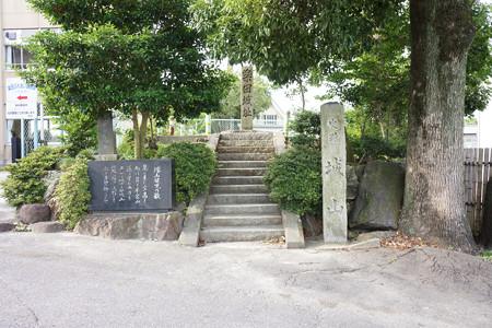 楽田城 - 1