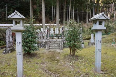 天誅義士湯ノ谷墓所 - 3