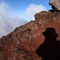 写真: 富士登山9