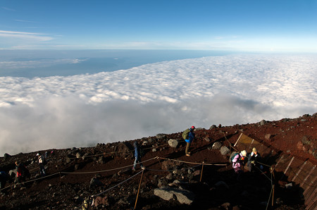 富士登山14