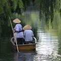 倉敷の川船