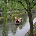 倉敷川 川船