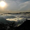 8月8日  立里雲海-2