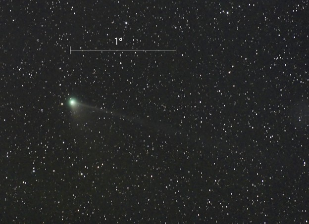 Photos: レモン彗星 C/2012F6