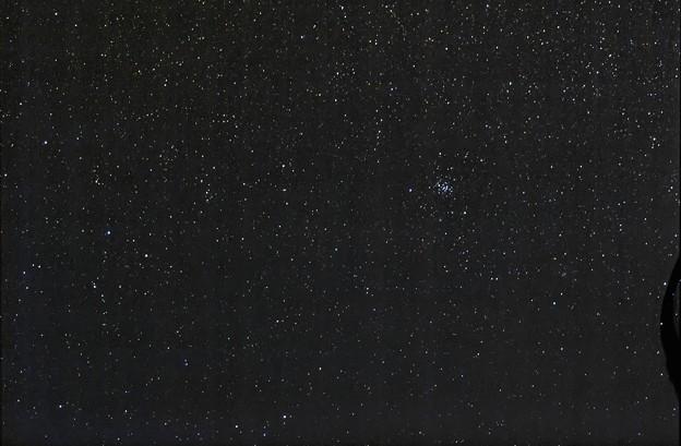 E-620固定撮影によるかに座とラブジョイ彗星