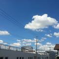 写真: こんな雲大好き。は