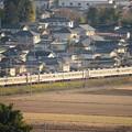 東武6050系区間快速浅草行き 新鹿沼駅付近