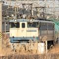 Photos: EF65 2119号機牽引8564レ宇都宮貨物(タ)発車!