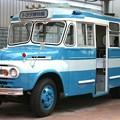 トヨタFB80型ボンネットバス