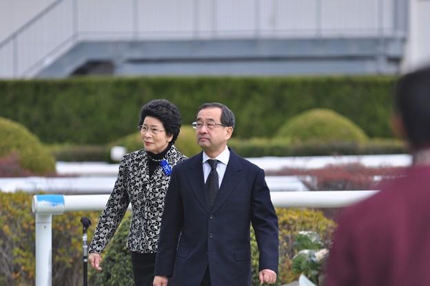 橋田師と近藤英子さん