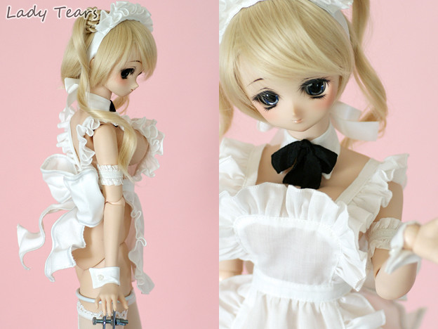 Lady_Tears§Lingerie Set§DD L/DDdy§Charming Maid Ver.2