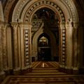 写真: サンタ・キァーラ修道院(Basilica di Santa Chiara)