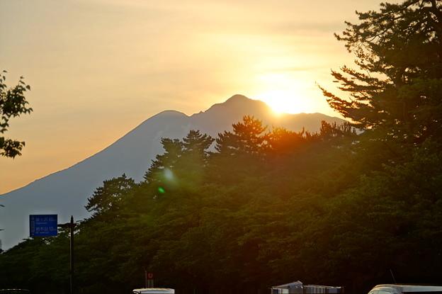 Photos: ダイヤモンド津軽富士